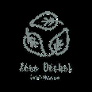 logo de l'association zéro déchet de saint-nazaire