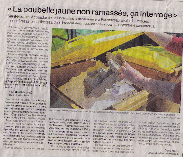 Ouest-France 032020